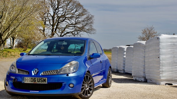 NO RESERVE! 2006 RenaultSport 197 Clio For Sale (picture 13 of 76)