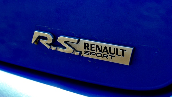 NO RESERVE! 2006 RenaultSport 197 Clio For Sale (picture 64 of 76)