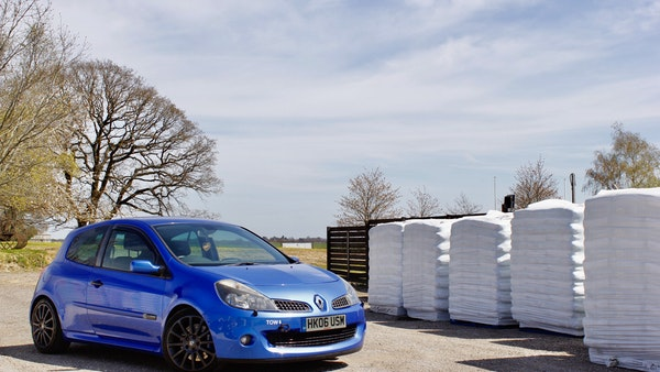 NO RESERVE! 2006 RenaultSport 197 Clio For Sale (picture 8 of 76)