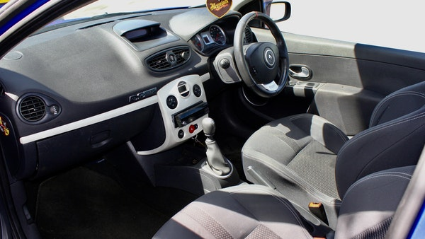 NO RESERVE! 2006 RenaultSport 197 Clio For Sale (picture 53 of 76)