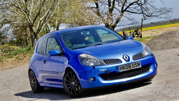 NO RESERVE! 2006 RenaultSport 197 Clio For Sale (picture 12 of 76)