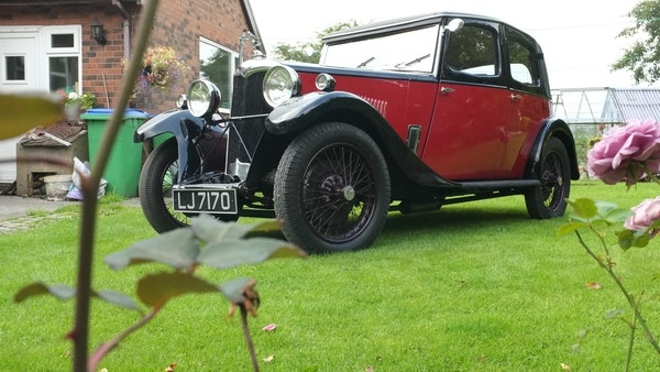 1933 Riley Nine Monaco For Sale (picture 11 of 165)
