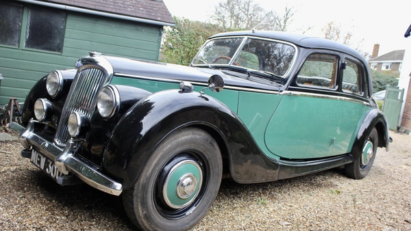1953 Riley RMF For Sale (picture 12 of 147)