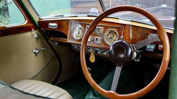 1953 Riley RMF For Sale (picture 36 of 147)