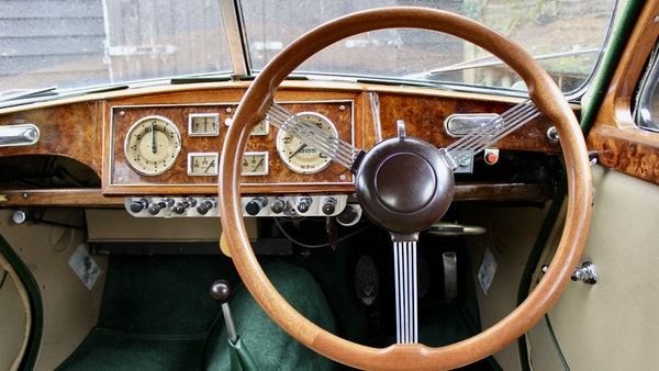 1953 Riley RMF For Sale (picture 38 of 147)