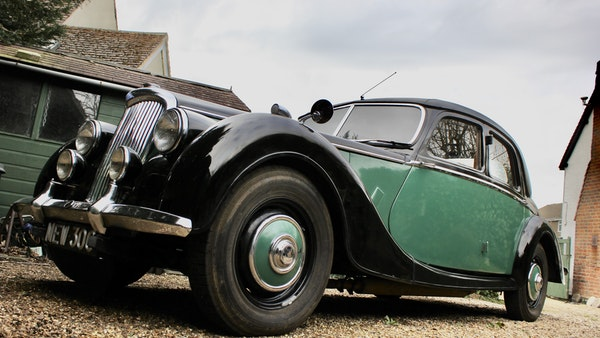 1953 Riley RMF For Sale (picture 19 of 147)