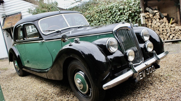 1953 Riley RMF For Sale (picture 4 of 147)
