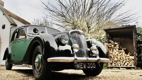 1953 Riley RMF For Sale (picture 1 of 147)