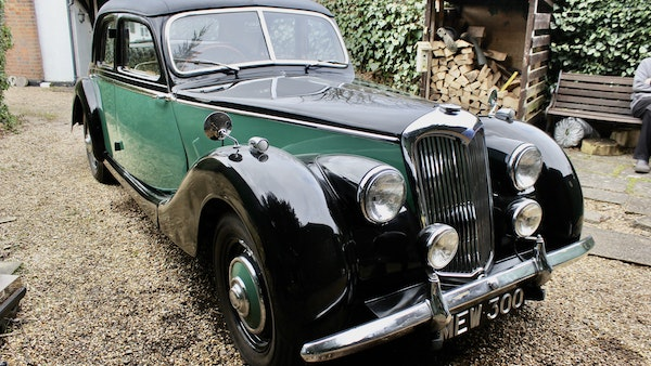 1953 Riley RMF For Sale (picture 21 of 147)
