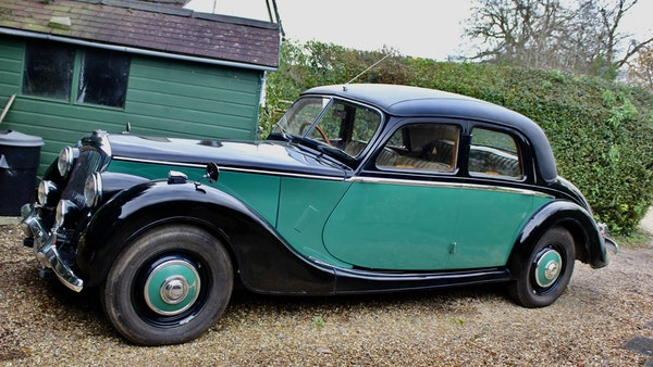 1953 Riley RMF For Sale (picture 11 of 147)