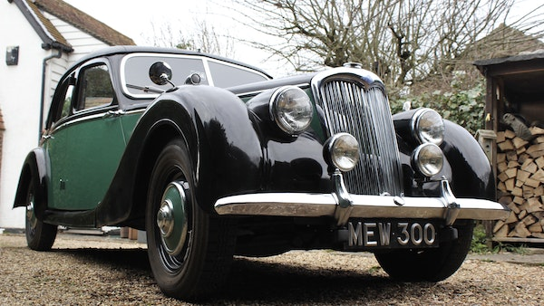 1953 Riley RMF For Sale (picture 5 of 147)