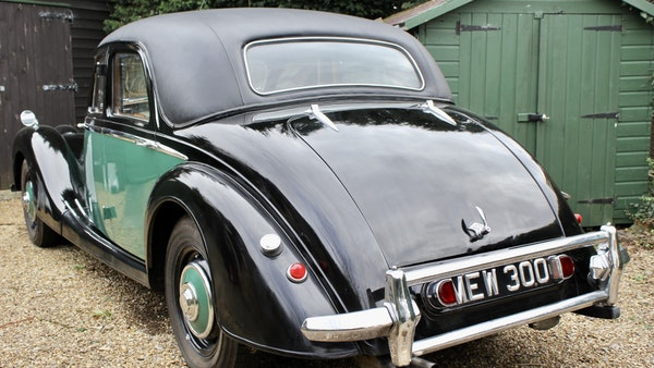 1953 Riley RMF For Sale (picture 6 of 147)