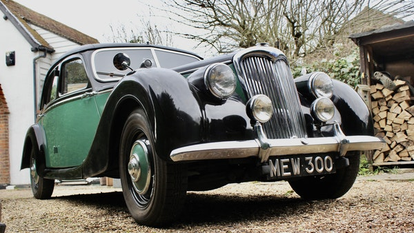 1953 Riley RMF For Sale (picture 23 of 147)
