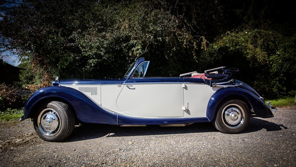 RESERVE REMOVED 1950 Riley RMD Drophead For Sale (picture 4 of 158)