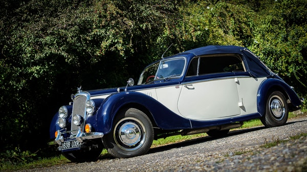 RESERVE REMOVED 1950 Riley RMD Drophead For Sale (picture 8 of 158)