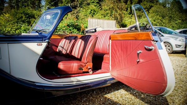 RESERVE REMOVED 1950 Riley RMD Drophead For Sale (picture 29 of 158)