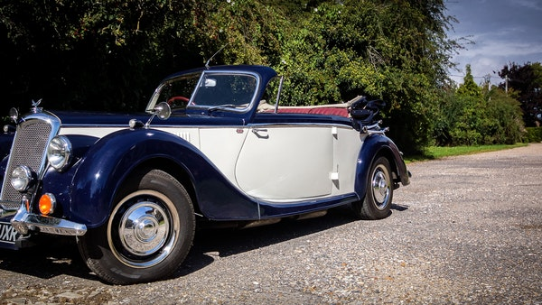 RESERVE REMOVED 1950 Riley RMD Drophead For Sale (picture 22 of 158)