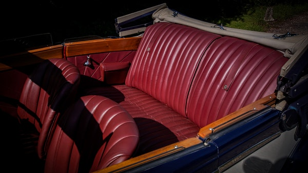 RESERVE REMOVED 1950 Riley RMD Drophead For Sale (picture 60 of 158)