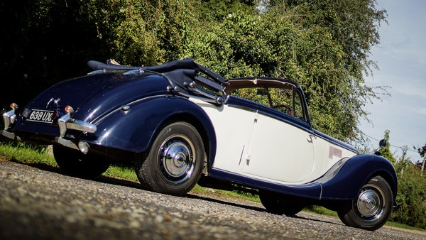 RESERVE REMOVED 1950 Riley RMD Drophead For Sale (picture 14 of 158)