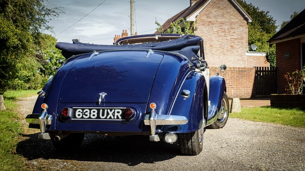 RESERVE REMOVED 1950 Riley RMD Drophead For Sale (picture 7 of 158)