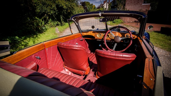 RESERVE REMOVED 1950 Riley RMD Drophead For Sale (picture 33 of 158)