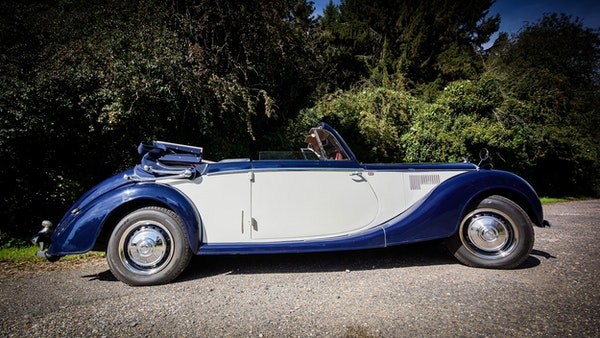 RESERVE REMOVED 1950 Riley RMD Drophead For Sale (picture 5 of 158)