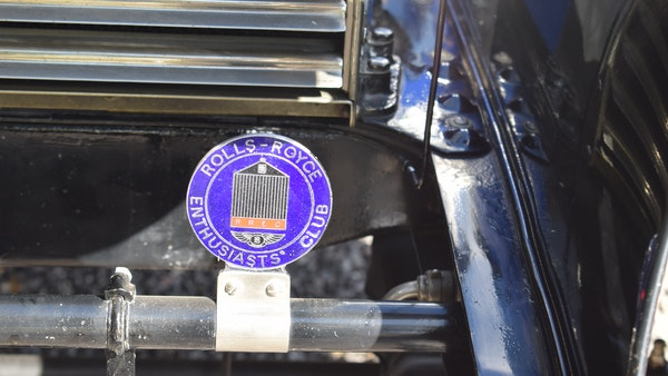 RESERVE LOWERED - 1928 Rolls Royce 20HP Limousine by Park Ward For Sale (picture 48 of 103)