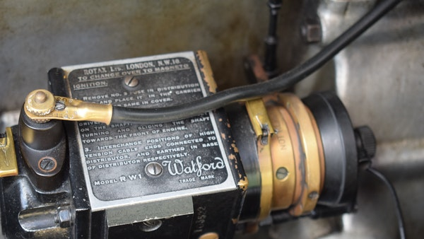 RESERVE LOWERED - 1928 Rolls Royce 20HP Limousine by Park Ward For Sale (picture 95 of 103)