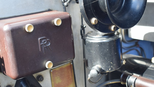 RESERVE LOWERED - 1928 Rolls Royce 20HP Limousine by Park Ward For Sale (picture 79 of 103)