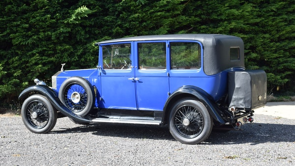 RESERVE LOWERED - 1928 Rolls Royce 20HP Limousine by Park Ward For Sale (picture 16 of 103)