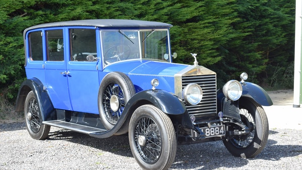 RESERVE LOWERED - 1928 Rolls Royce 20HP Limousine by Park Ward For Sale (picture 8 of 103)