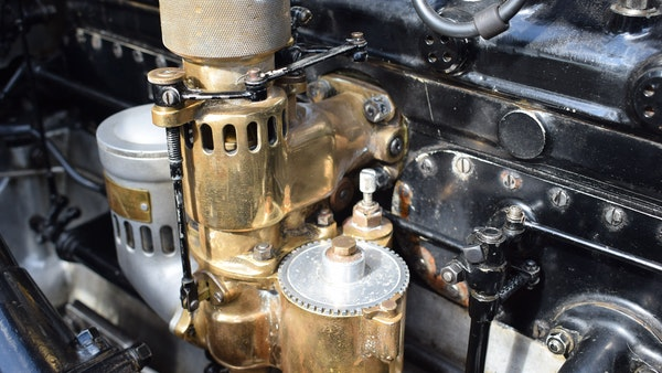 RESERVE LOWERED - 1928 Rolls Royce 20HP Limousine by Park Ward For Sale (picture 84 of 103)