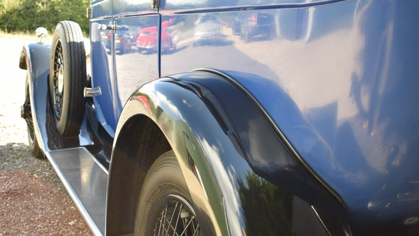 RESERVE LOWERED - 1928 Rolls Royce 20HP Limousine by Park Ward For Sale (picture 58 of 103)