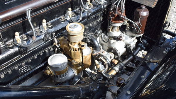 RESERVE LOWERED - 1928 Rolls Royce 20HP Limousine by Park Ward For Sale (picture 77 of 103)