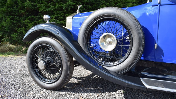 RESERVE LOWERED - 1928 Rolls Royce 20HP Limousine by Park Ward For Sale (picture 57 of 103)