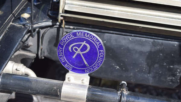 RESERVE LOWERED - 1928 Rolls Royce 20HP Limousine by Park Ward For Sale (picture 49 of 103)