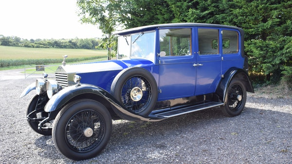 RESERVE LOWERED - 1928 Rolls Royce 20HP Limousine by Park Ward For Sale (picture 14 of 103)