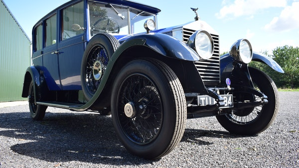 RESERVE LOWERED - 1928 Rolls Royce 20HP Limousine by Park Ward For Sale (picture 7 of 103)