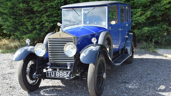 RESERVE LOWERED - 1928 Rolls Royce 20HP Limousine by Park Ward For Sale (picture 6 of 103)