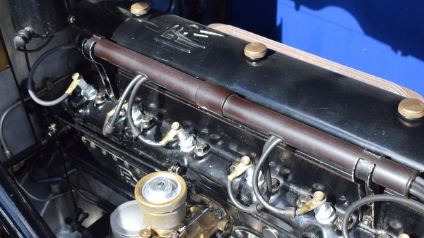 RESERVE LOWERED - 1928 Rolls Royce 20HP Limousine by Park Ward For Sale (picture 78 of 103)
