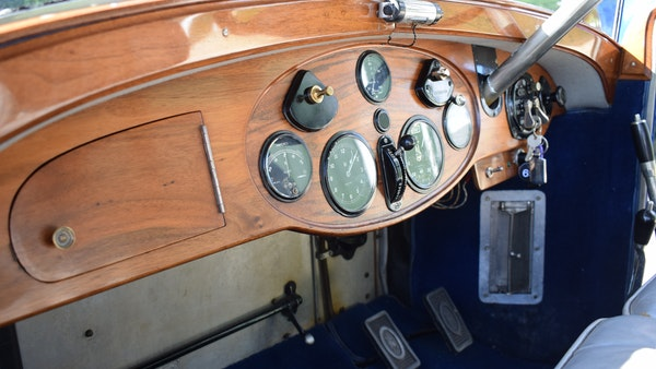 RESERVE LOWERED - 1928 Rolls Royce 20HP Limousine by Park Ward For Sale (picture 20 of 103)
