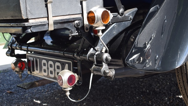 RESERVE LOWERED - 1928 Rolls Royce 20HP Limousine by Park Ward For Sale (picture 72 of 103)