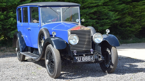 RESERVE LOWERED - 1928 Rolls Royce 20HP Limousine by Park Ward For Sale (picture 4 of 103)