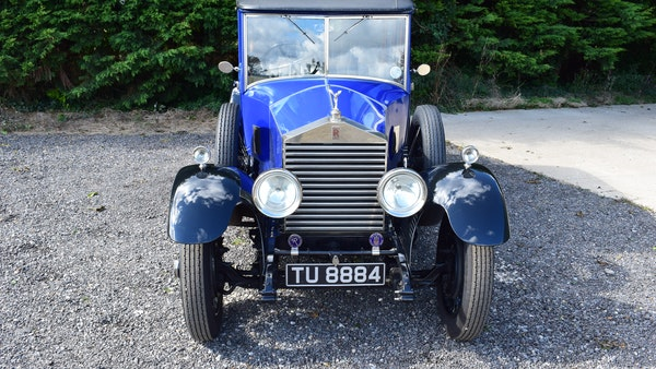 RESERVE LOWERED - 1928 Rolls Royce 20HP Limousine by Park Ward For Sale (picture 12 of 103)