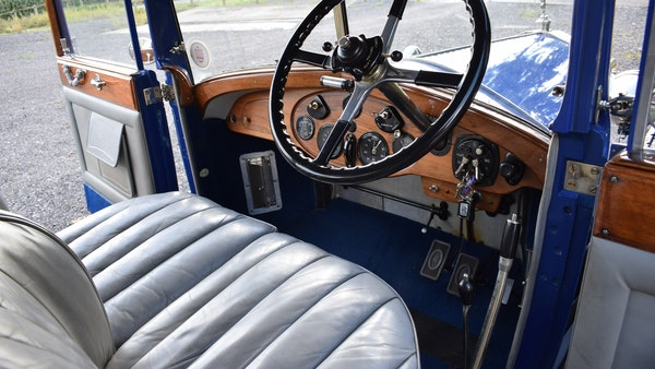 RESERVE LOWERED - 1928 Rolls Royce 20HP Limousine by Park Ward For Sale (picture 18 of 103)