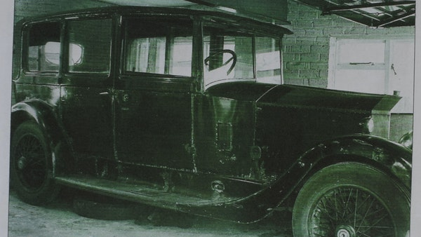RESERVE LOWERED - 1928 Rolls Royce 20HP Limousine by Park Ward For Sale (picture 86 of 103)