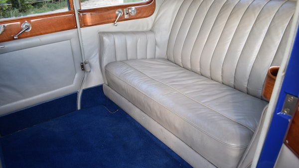 RESERVE LOWERED - 1928 Rolls Royce 20HP Limousine by Park Ward For Sale (picture 42 of 103)