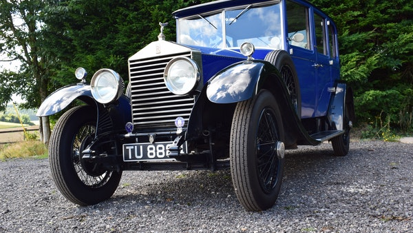 RESERVE LOWERED - 1928 Rolls Royce 20HP Limousine by Park Ward For Sale (picture 5 of 103)