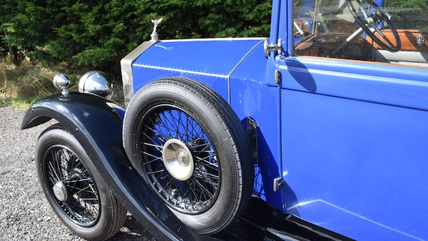 RESERVE LOWERED - 1928 Rolls Royce 20HP Limousine by Park Ward For Sale (picture 56 of 103)