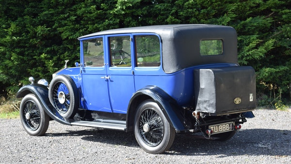 RESERVE LOWERED - 1928 Rolls Royce 20HP Limousine by Park Ward For Sale (picture 17 of 103)